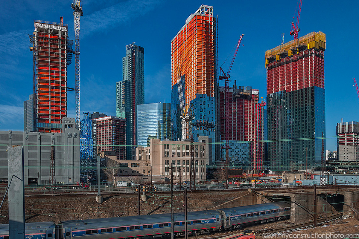 Long Island City Rezoning Proposal Is Imminent Dividing Community Curbed Ny