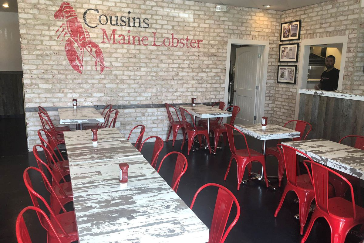 Cousins Maine Lobster Pops Open In Time For Summer Eater