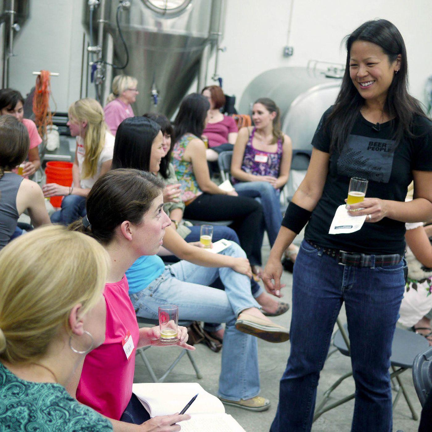 Men's rights activist sues Eagle Rock Brewery women's event