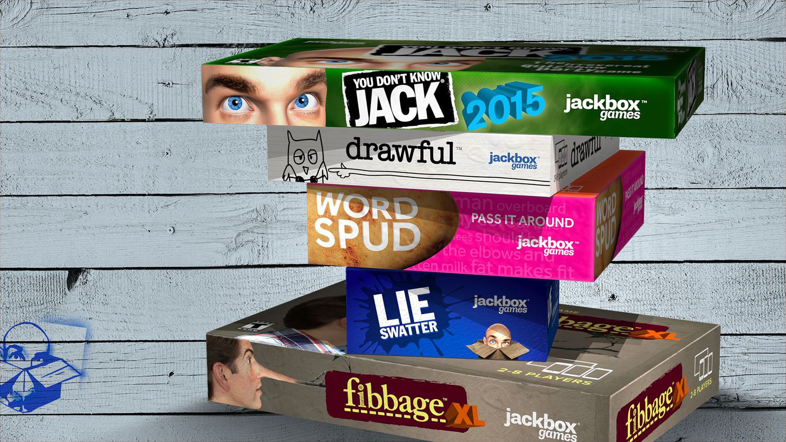 Jackbox Party Packs 1 and 2 are on their way to Nintendo ...