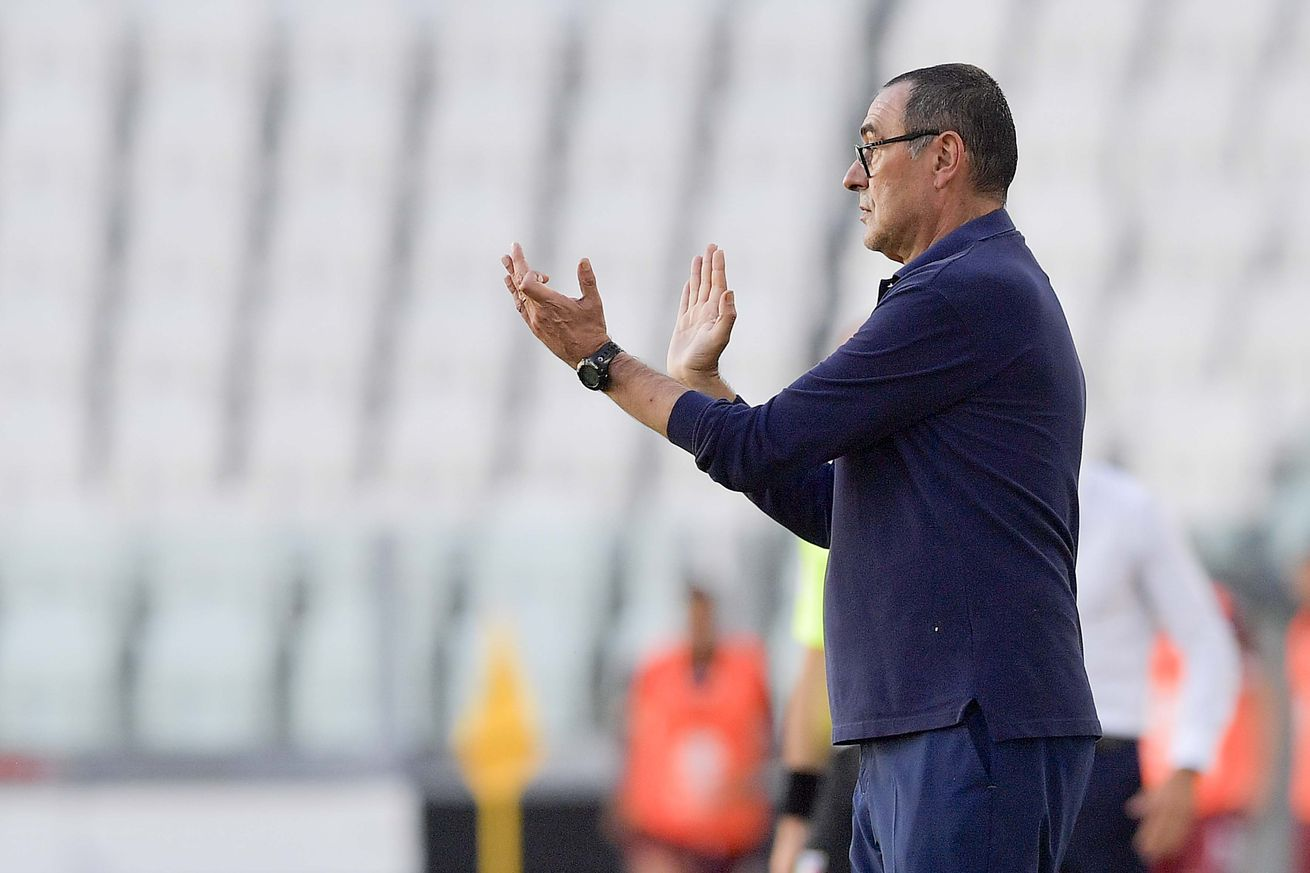 Sarri's comments on Ronaldo, Dybala, Cuadrado and Buffon