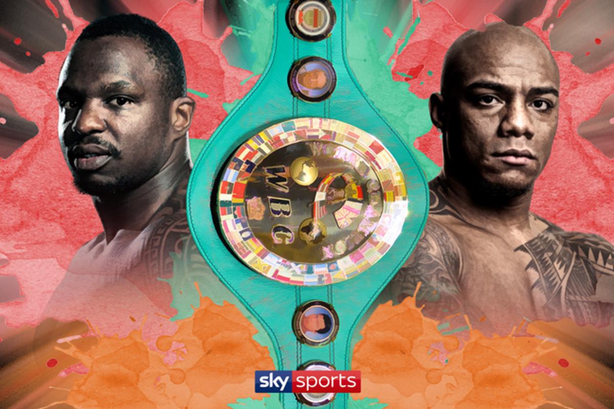 Dillian Whyte-Oscar Rivas winner to get interim WBC title, Wilder fight