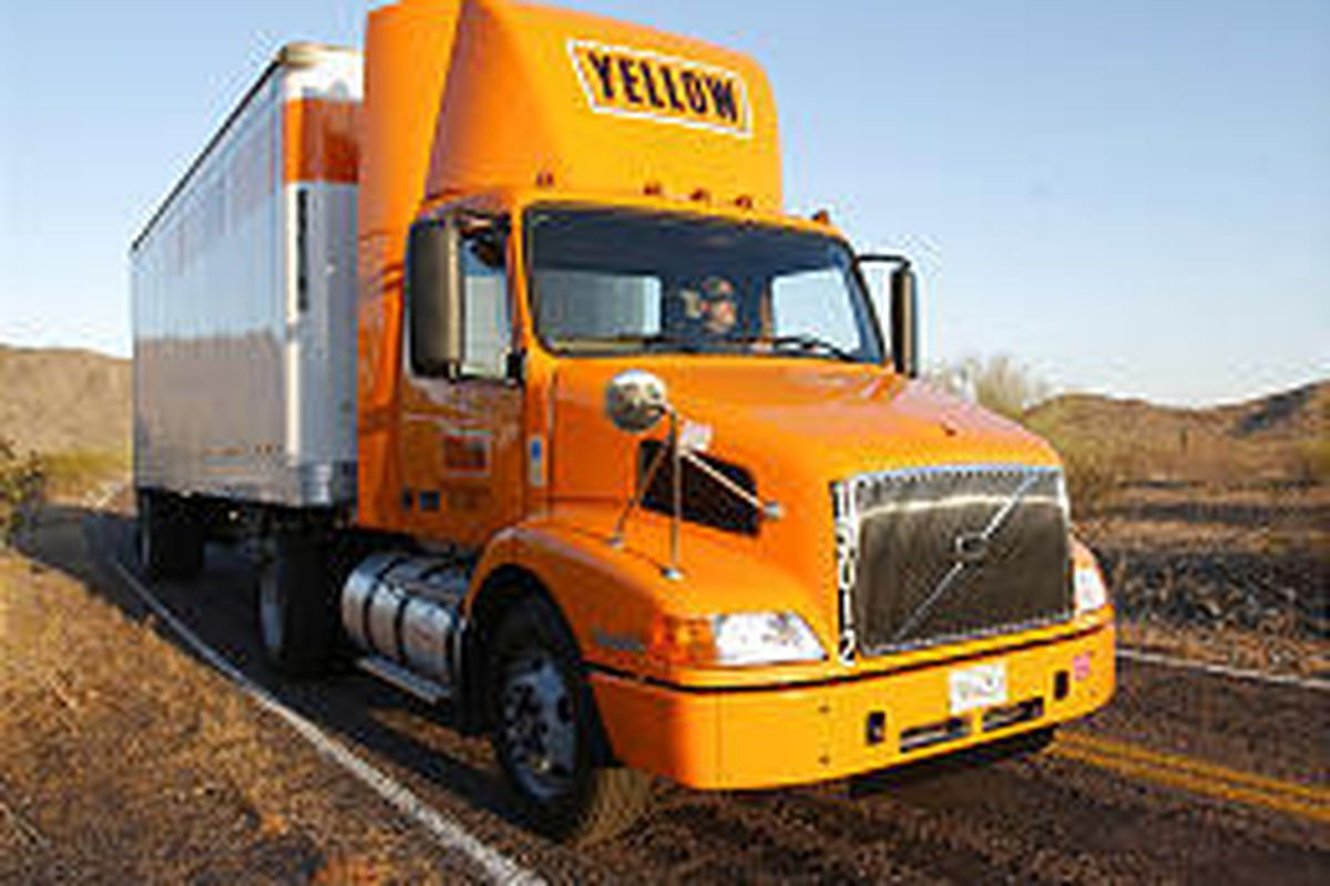 Yellow Roadway has become YRC Worldwide. The company will expand into China later this year.