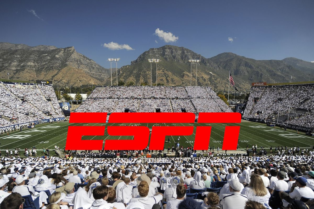 By The Numbers: BYU football and ESPN appearances ...
