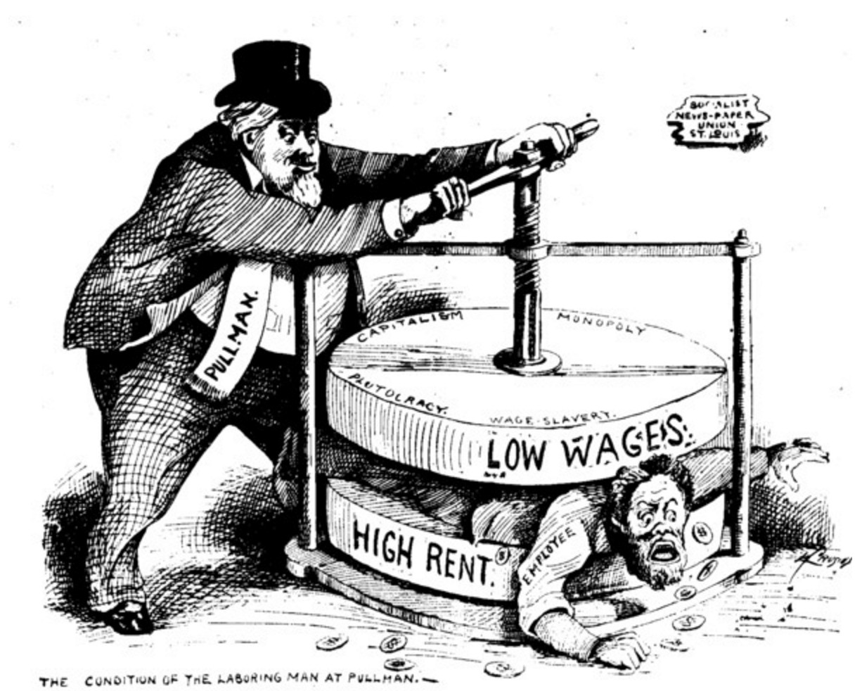 The Gilded Age has striking similarities with today, but not