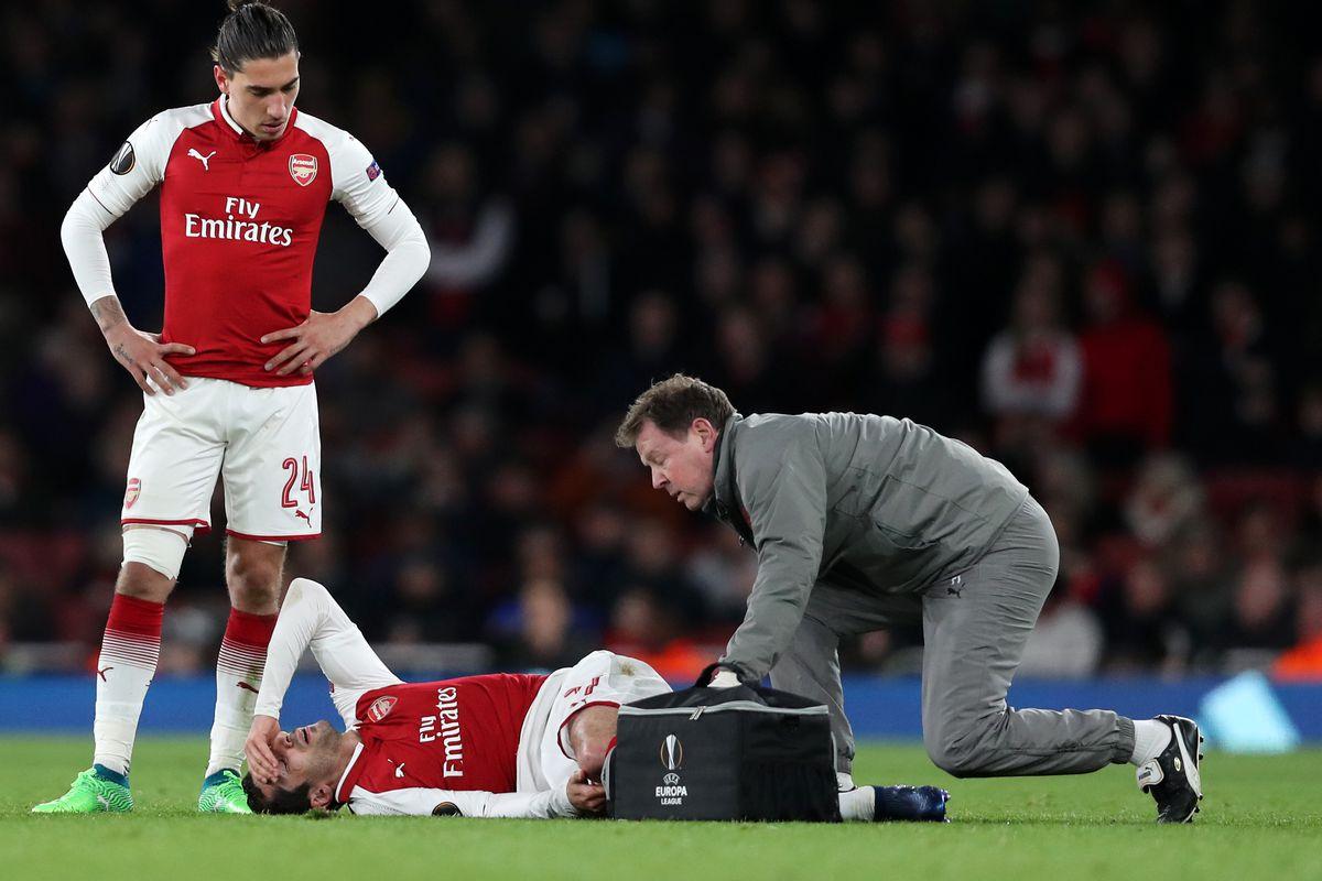 Arsenal's Mkhitaryan ruled out of Southampton clash