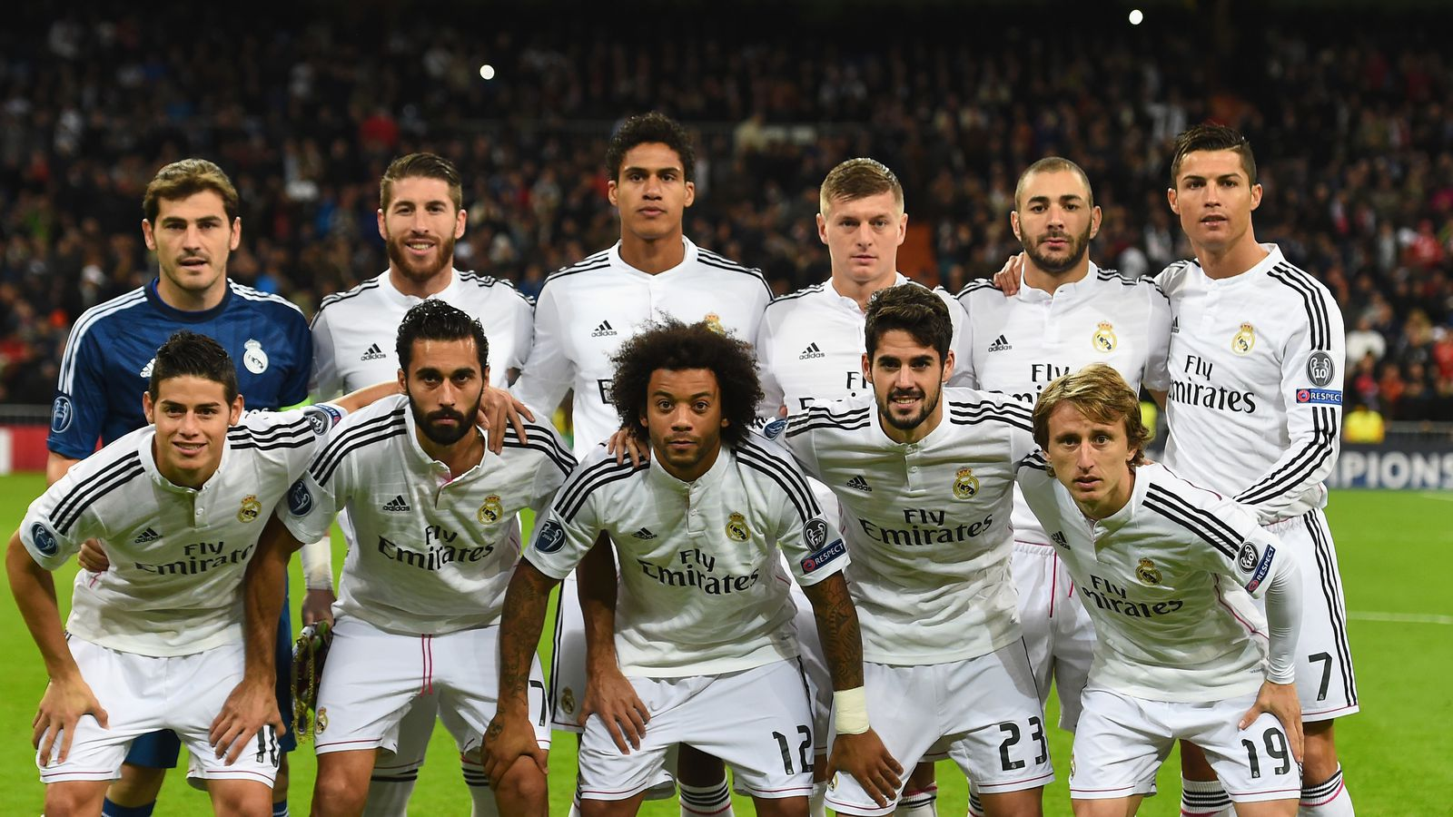 Managing Madrid A Real Madrid Community: Real Madrid's Projected Lineup Against Rayo