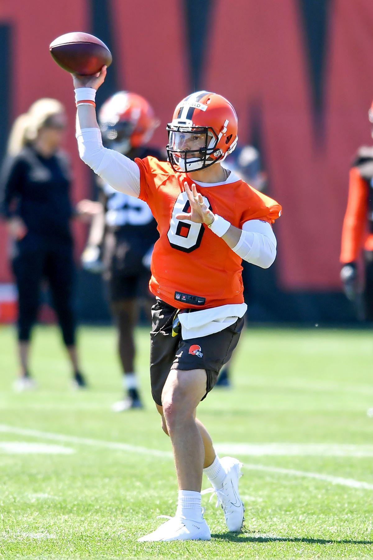 Cleveland Browns Mandatory Minicamp