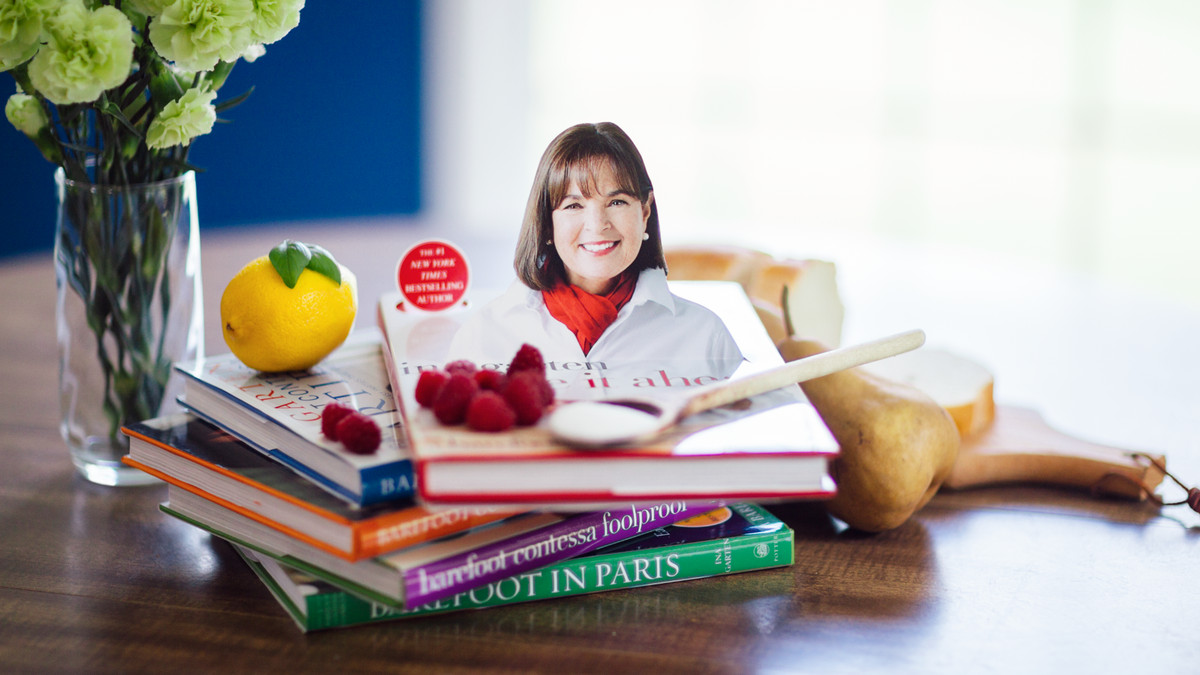 Ina Garten ina garten does it herself - eater