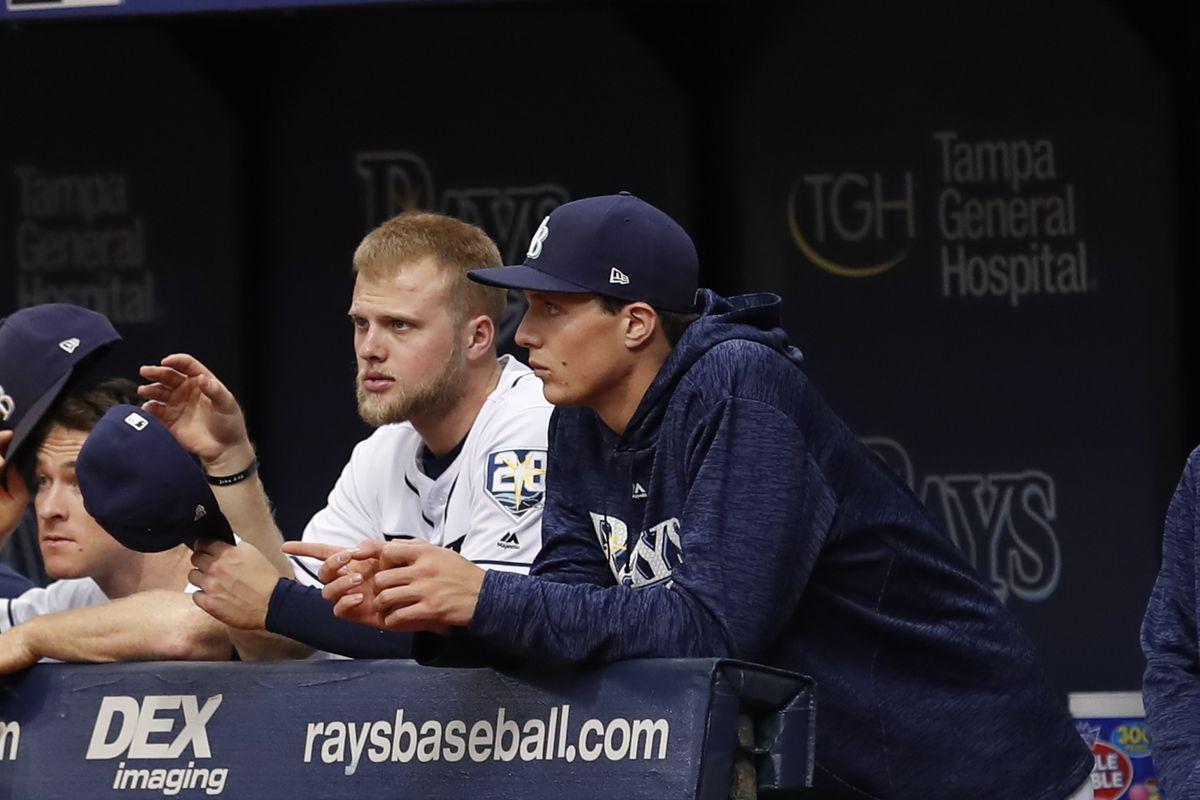 MLB: SEP 27 Yankees at Rays