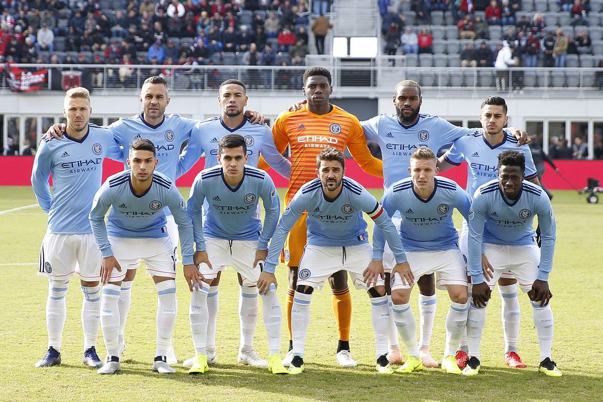 MLS: New York City FC at D.C. United