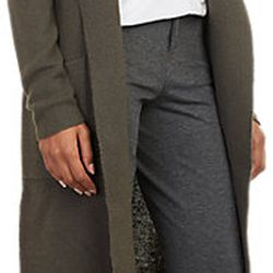 """ATM Anthony Thomas Melillo hooded sweater coat, <a href=""""http://www.barneys.com/atm-anthony-thomas-melillo-hooded-sweater-coat-503599762.html#prefn1=onSale&sz=48&start=75&prefv1=Sale"""">$119</a> (was $495)"""