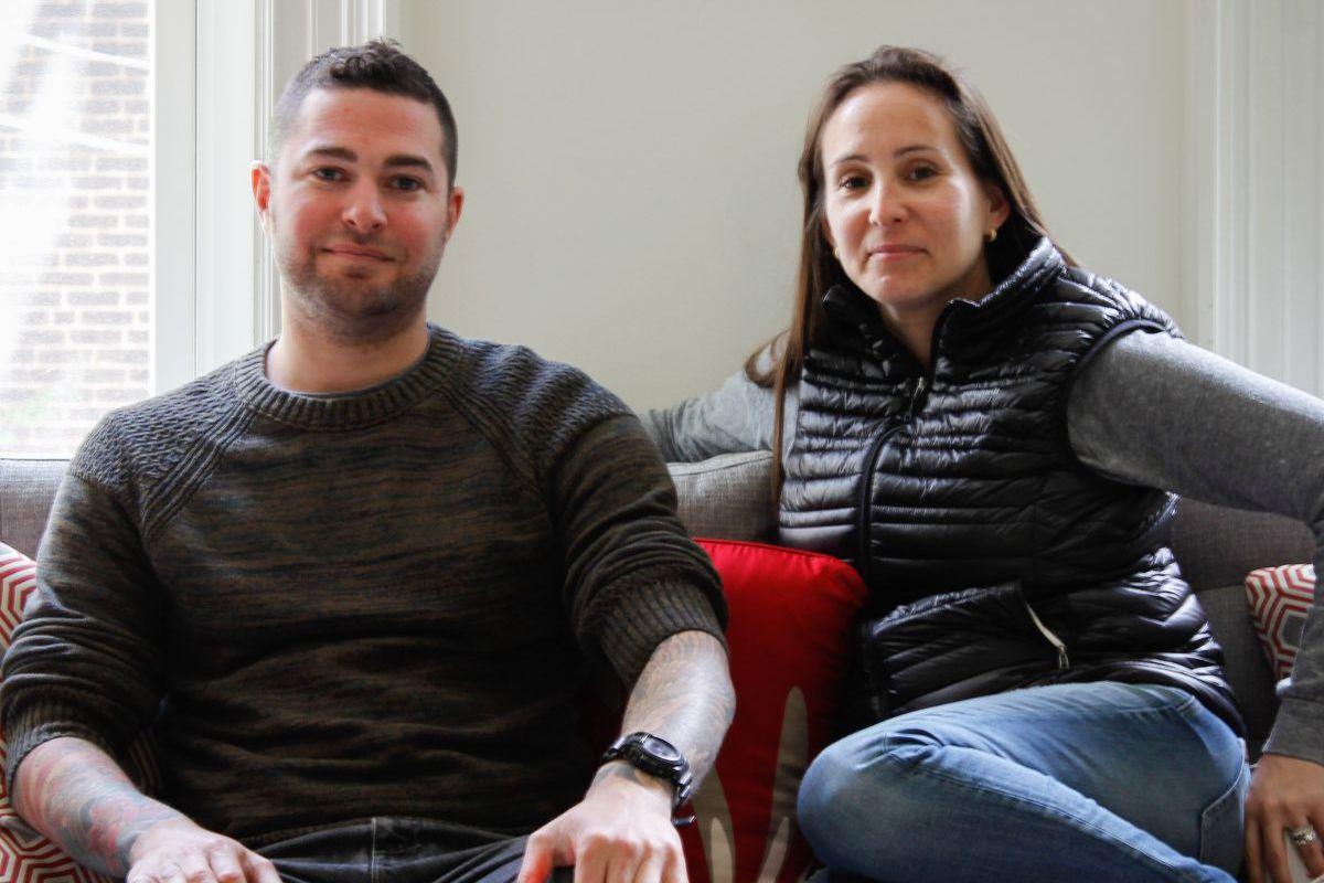 Seth Yaffe and Rebecca Roth Gullo
