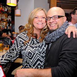 Jenna Johansen and Mark DeNittis