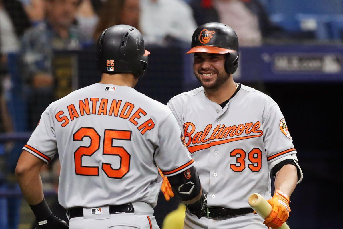 Baltimore Orioles v. Tampa Bay Rays