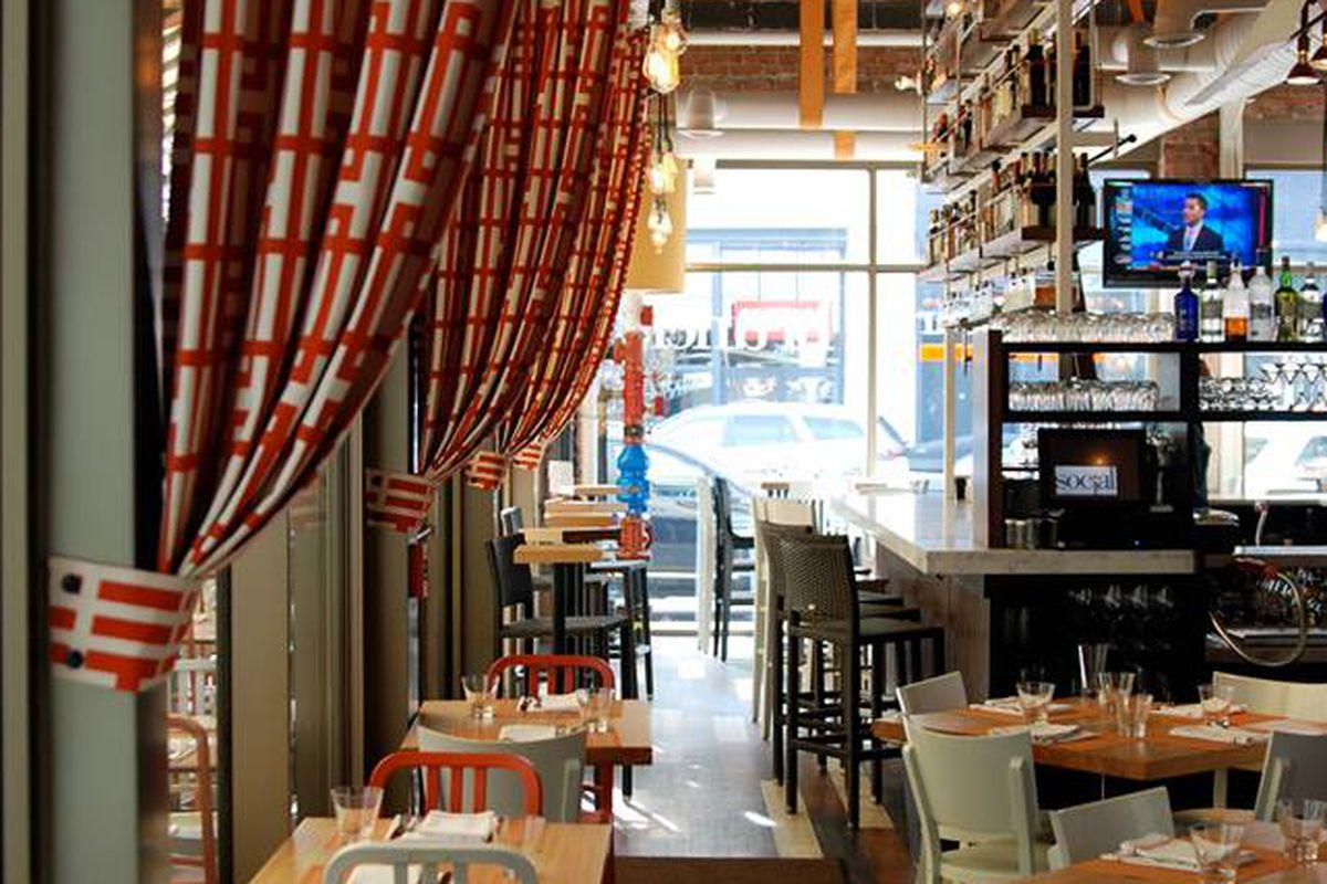 Social Kitchen & Bar in Birmingham.