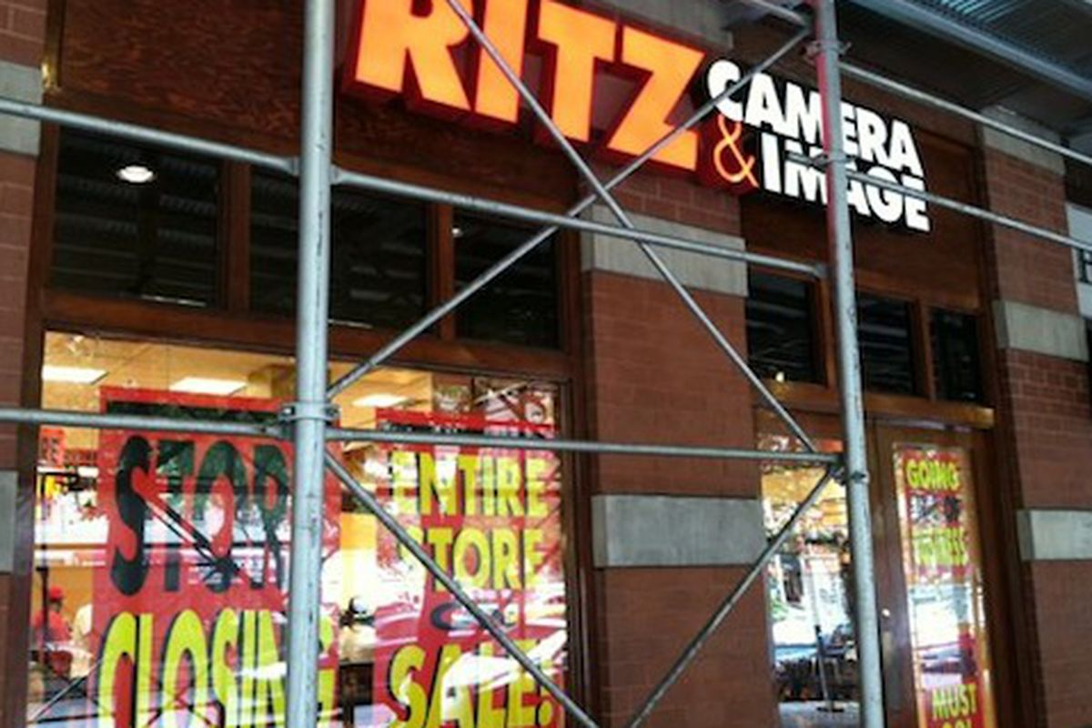 """Image via <a href=""""http://www.westsiderag.com/2012/09/16/ritz-camera-to-close-this-time-for-good"""">West Side Rag</a>"""