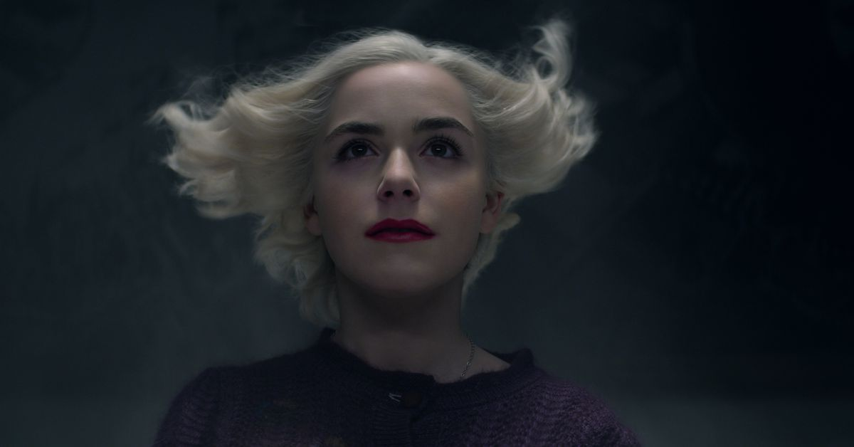 Chilling Adventures of Sabrina season 4 trailer raises the stakes - Polygon