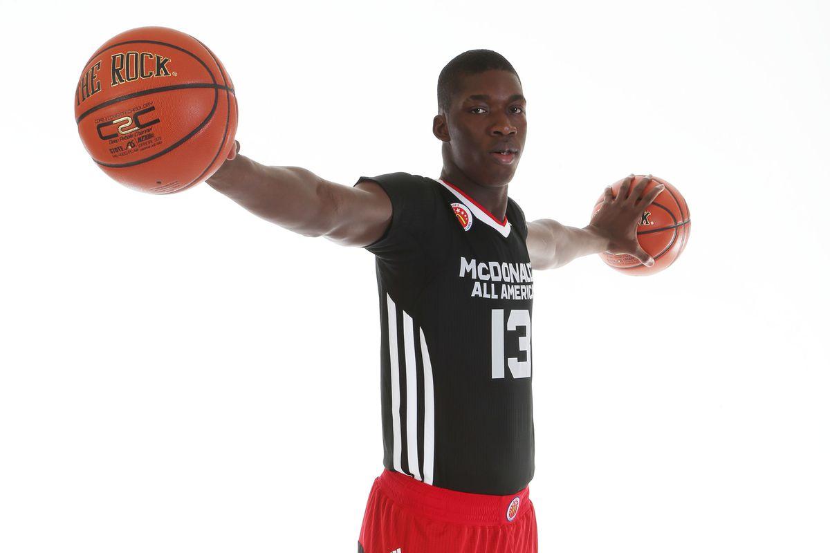 Pitt Basketball Recruiting: 2015 center Cheick Diallo could