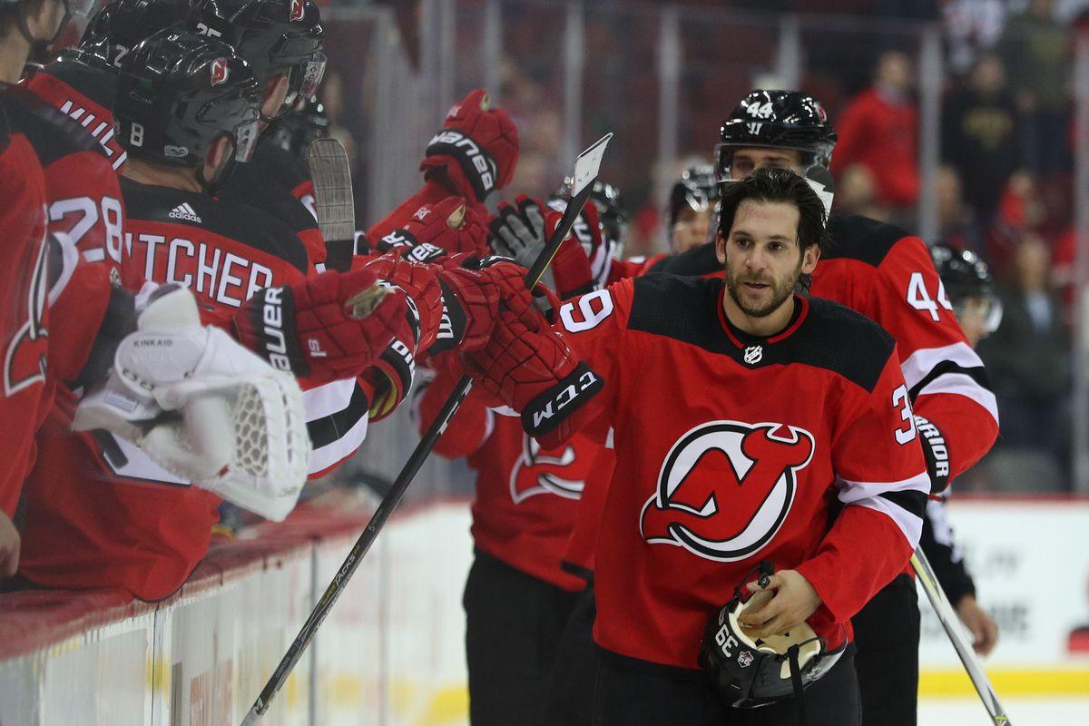 new arrival 39590 1dcfa Game Preview #7: New Jersey Devils at Ottawa Senators - All ...