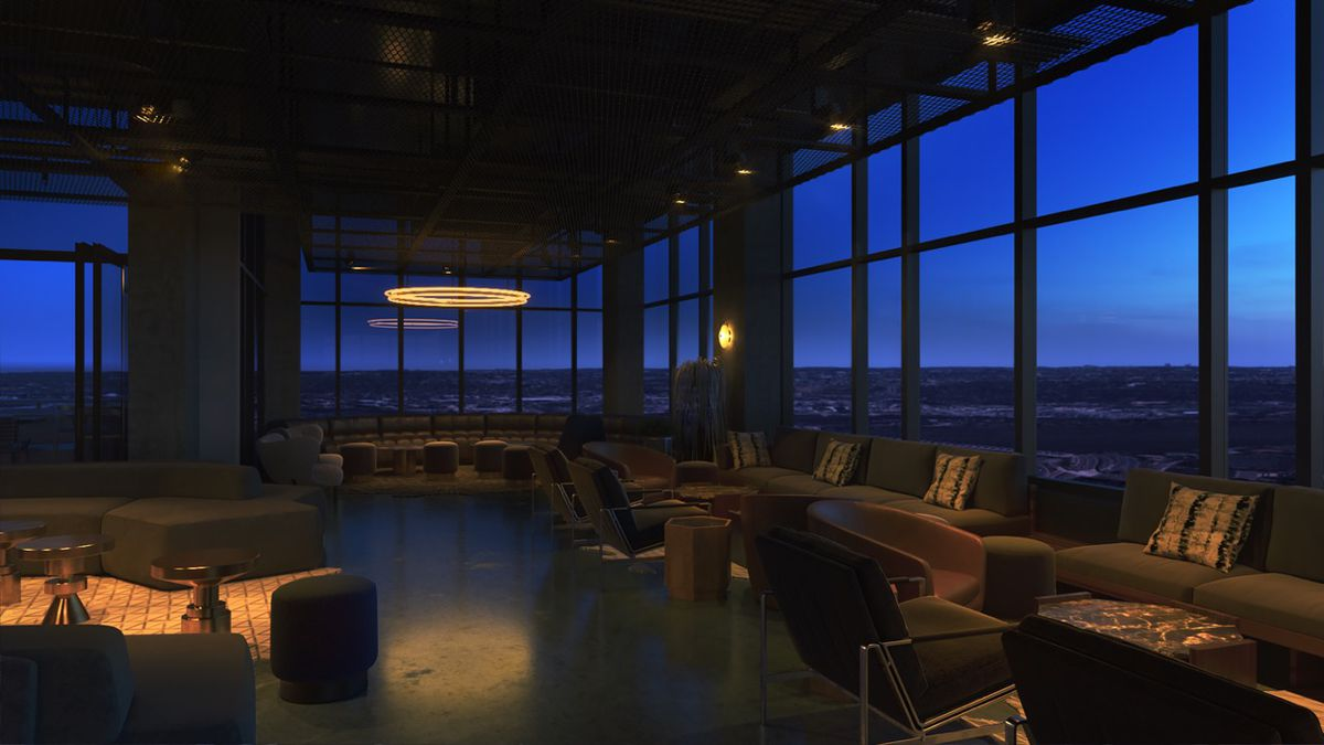 The Wharf's Splashy New Rooftop Bar Is Expected to Open ...