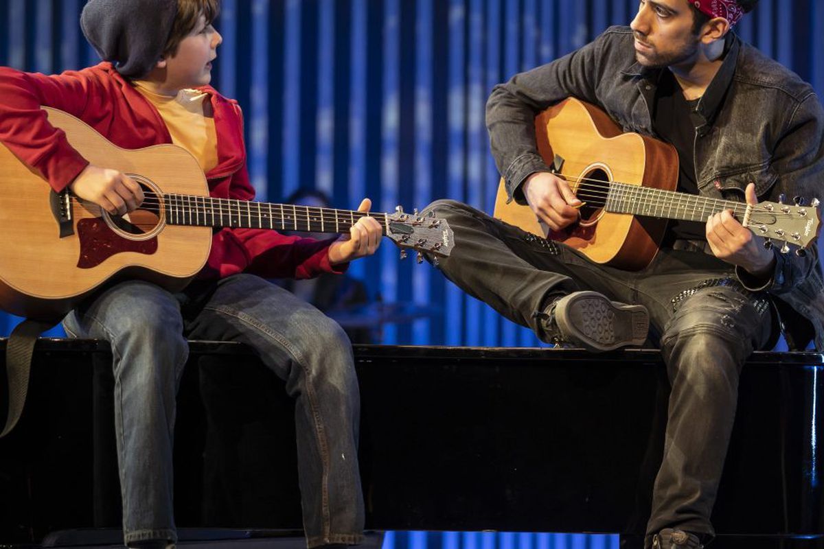 Pre-Broadway 'August Rush' a nonsensical hodgepodge at the Paramount