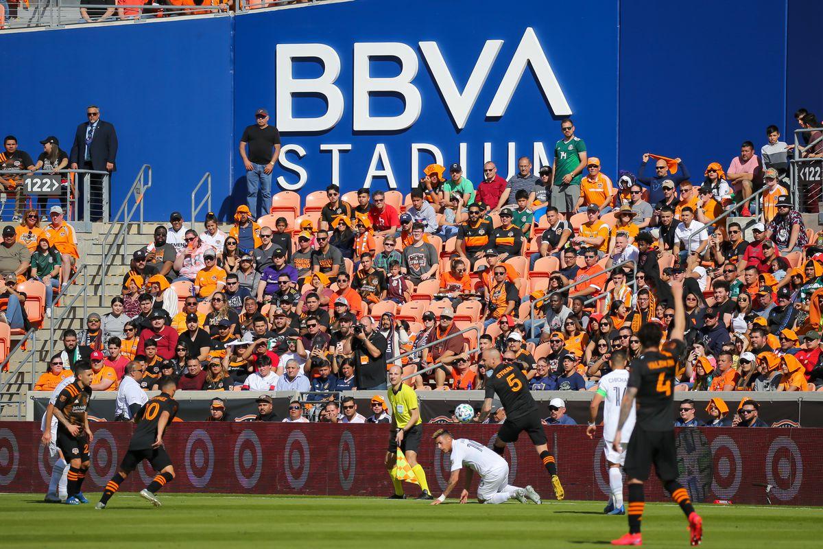 SOCCER: FEB 29 MLS - Houston Dynamo v LA Galaxy