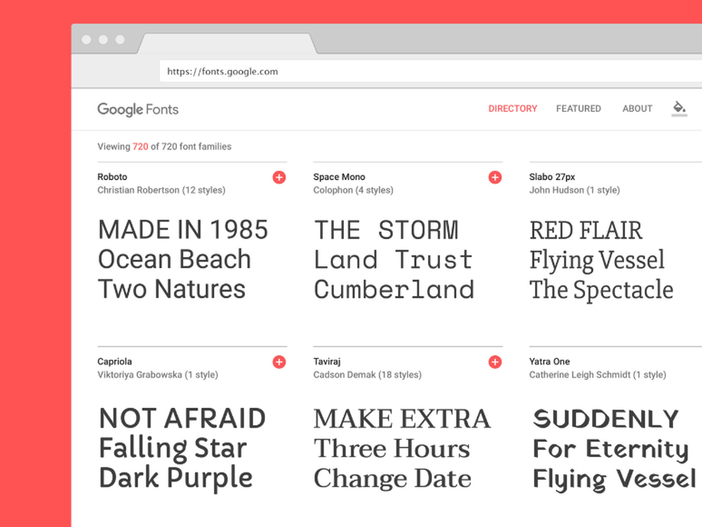 The New Google Fonts Database Is A Design Geeks Paradise