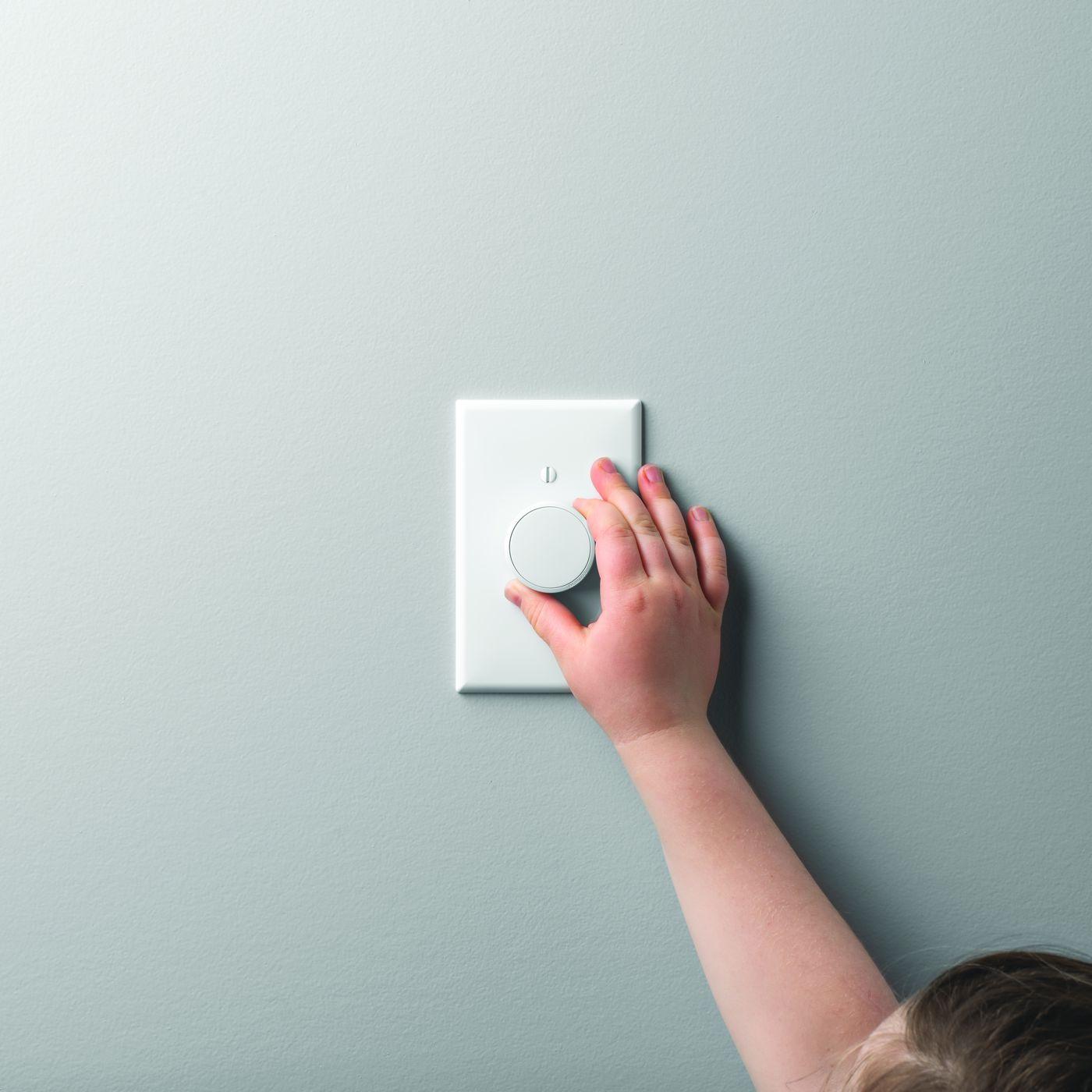 Hue Lights Fi The Wall Switch