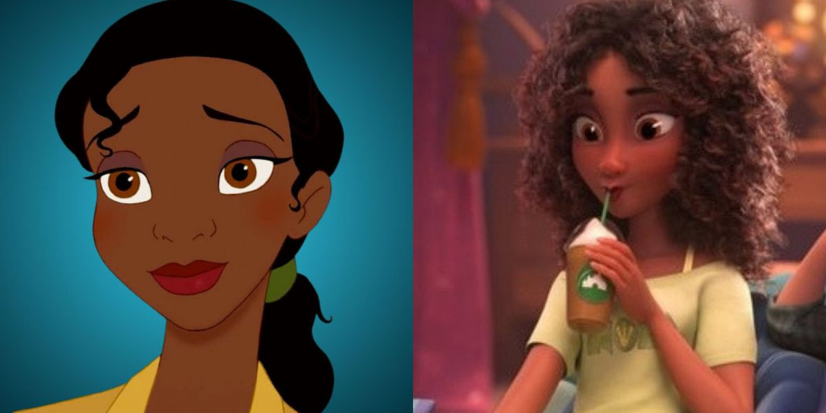 Wreck It Ralph 2 Actress Speaks Out On Princess Tiana Alteration Controversy Polygon