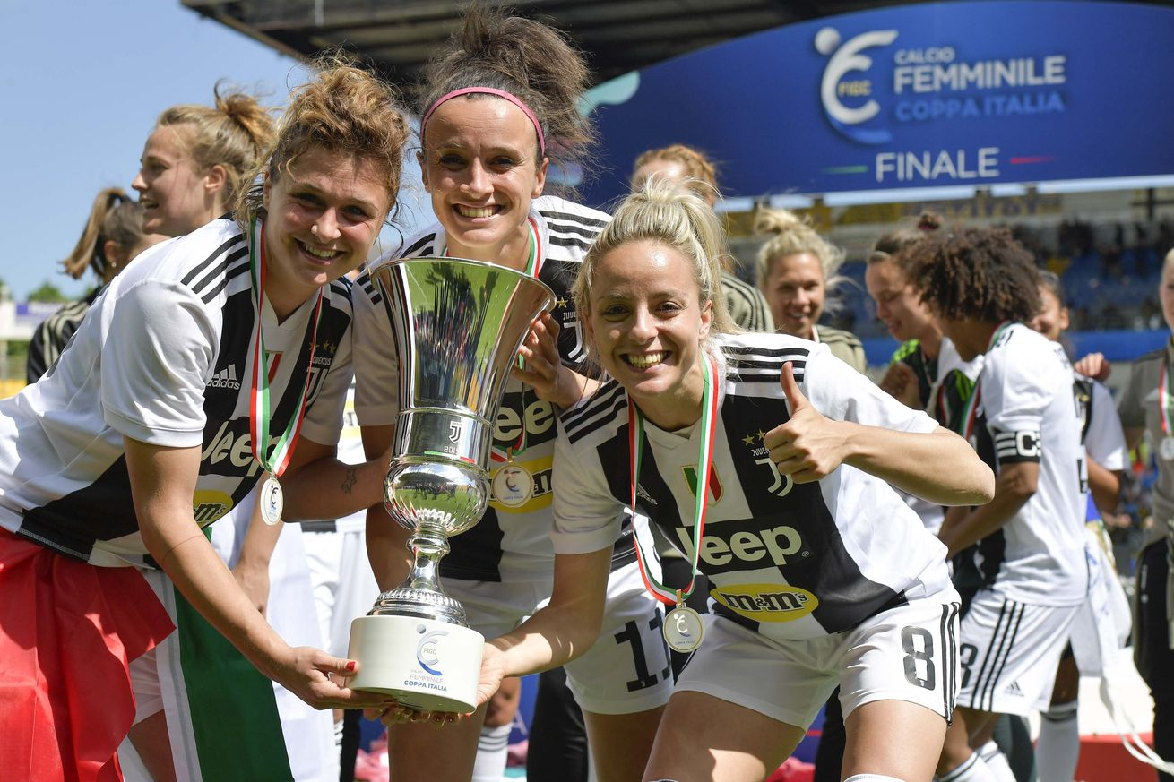 One by one, Juventus Women is keeping its Italian core together