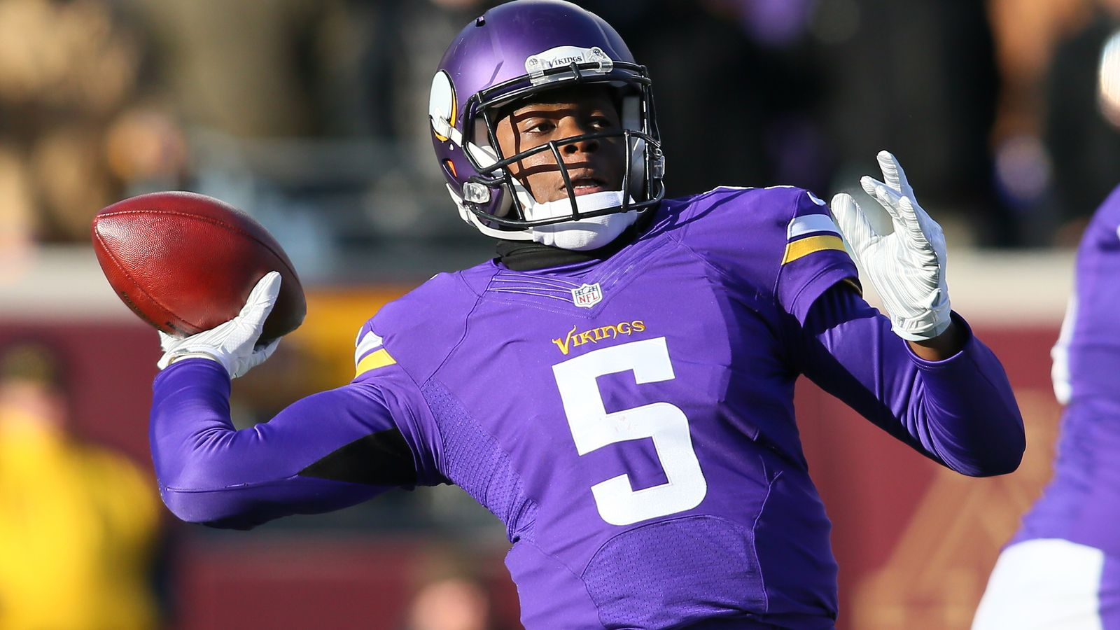 Minnesota Vikings quarterback Teddy Bridgewater sees himself as a starter in 2018