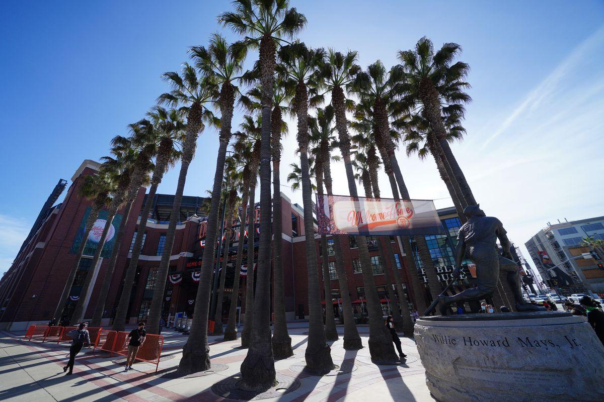 Colorado Rockies v. San Francisco Giants