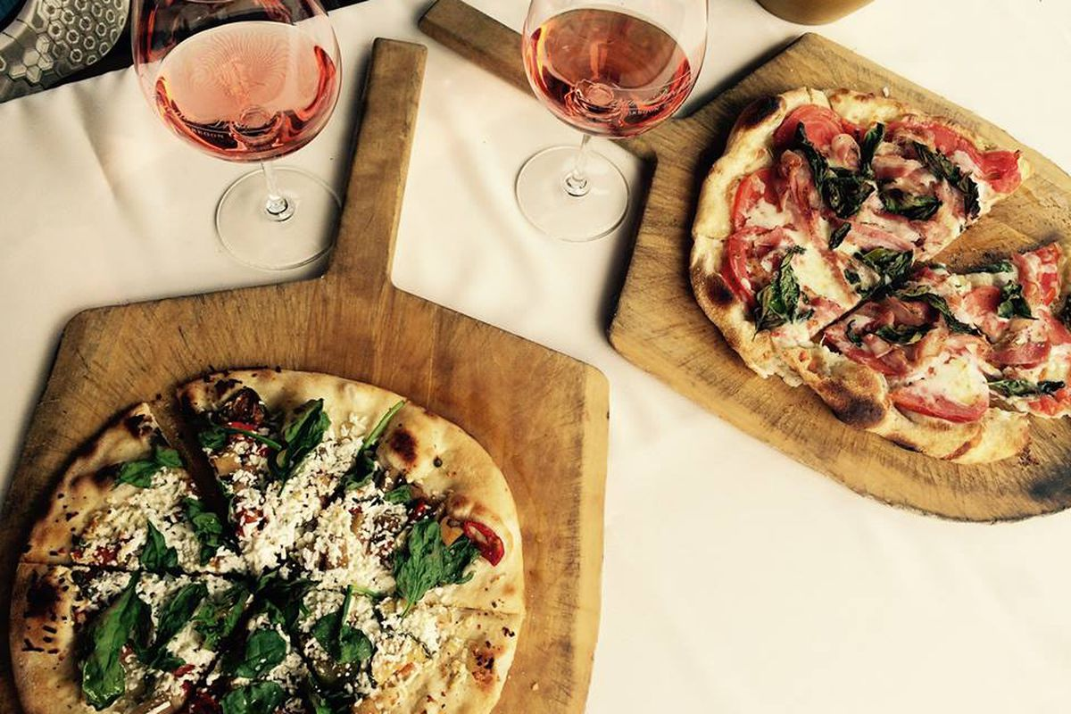 New pizzas and pours at one of Willamette Valley's most famous wineries