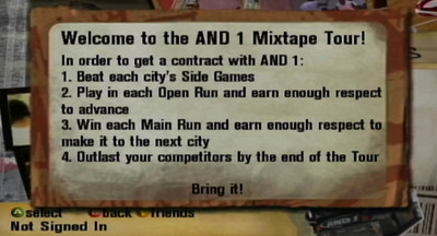 Snip20200831 15 - Secret Base reviews: AND1 Streetball: The Video Game