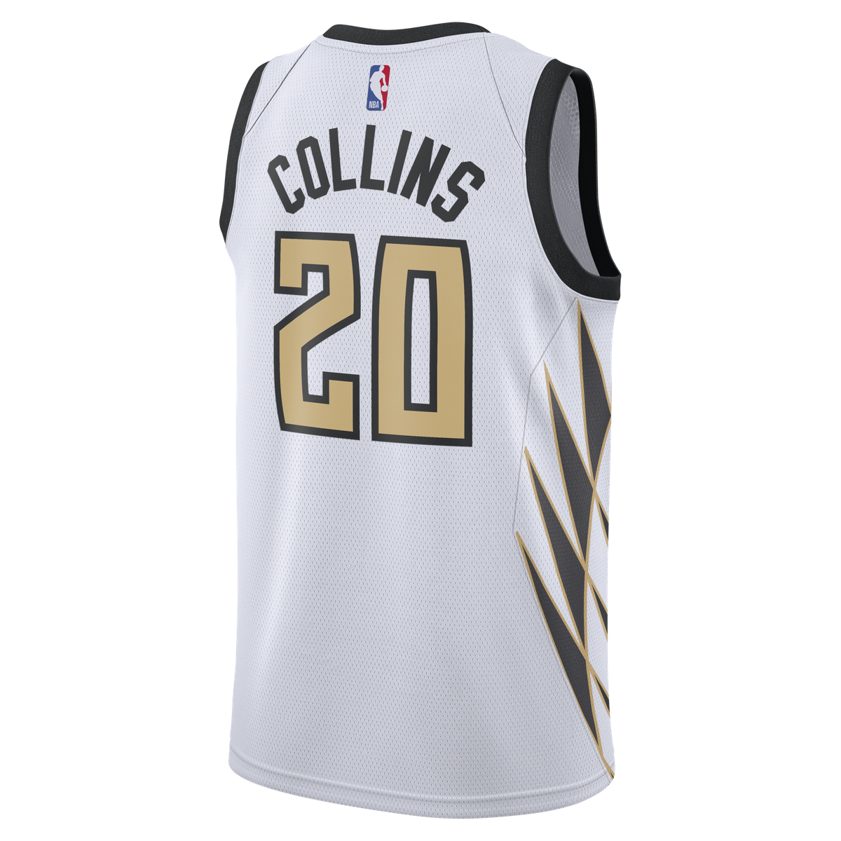 aae541f7955 John Collins Nike Swingman Jersey - City Edition for  109.99 Fanatics