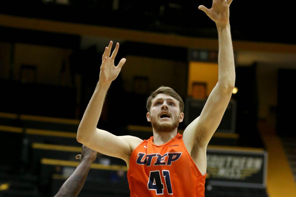 NCAA Basketball: Texas-El Paso at Southern Mississippi