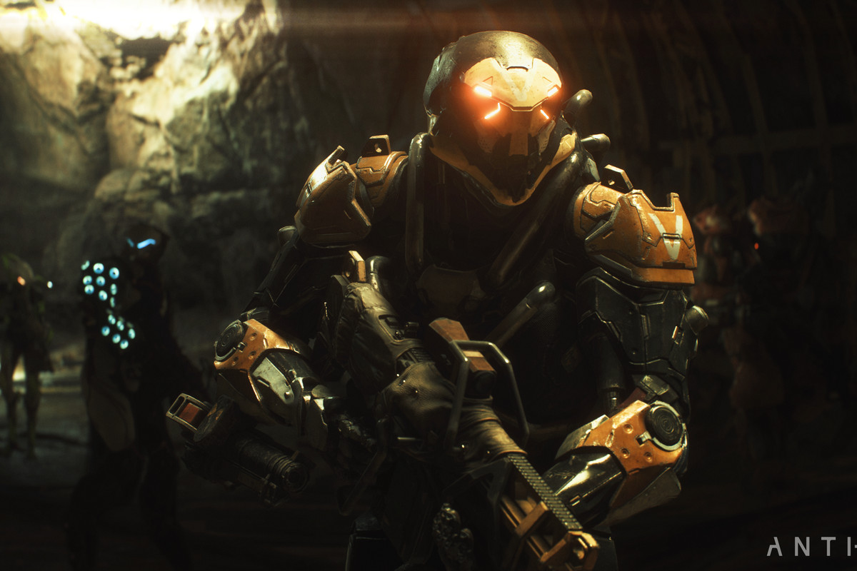 EA says it's 'aware' that Anthem is crashing some PS4 consoles - The
