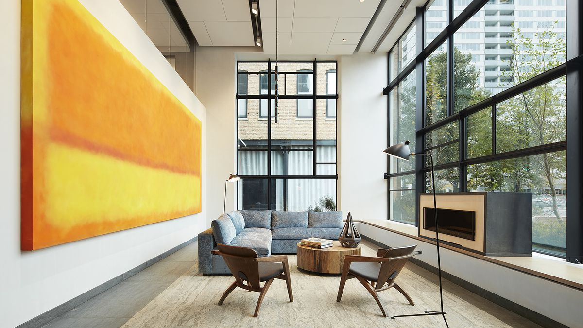 A Look Inside Emme Apartments Modern Building That Respects Its Historic Site