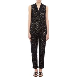 """<strong>Sea</strong> Lace Sleeveless Jumpsuit, <a href=""""http://www.barneys.com/on/demandware.store/Sites-BNY-Site/default/Product-Show?pid=503210156&q=jumpsuit&index=45"""">$565</a> at Barneys New York"""