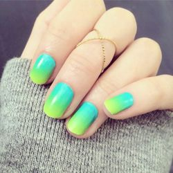 """NCLA Nail Wraps (long-lasting adhesive nail wraps, $20 per full set) are a new addition to Lacquer Lounge's menu of services. """"They're a big hit, and we're obsessed,"""" says McElhone. The hottest nail color for spring? Pantone's Color of the Year, <a href="""""""