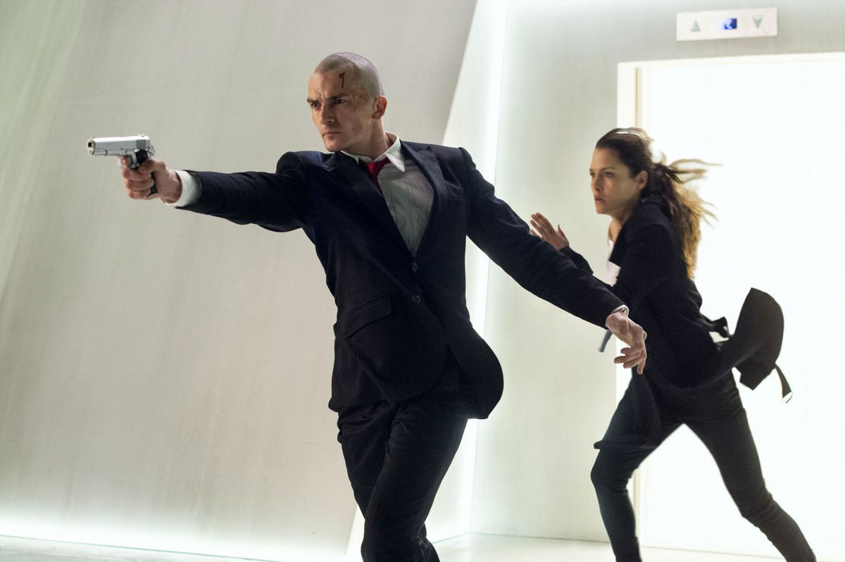 'Hitman: Agent 47' film stills