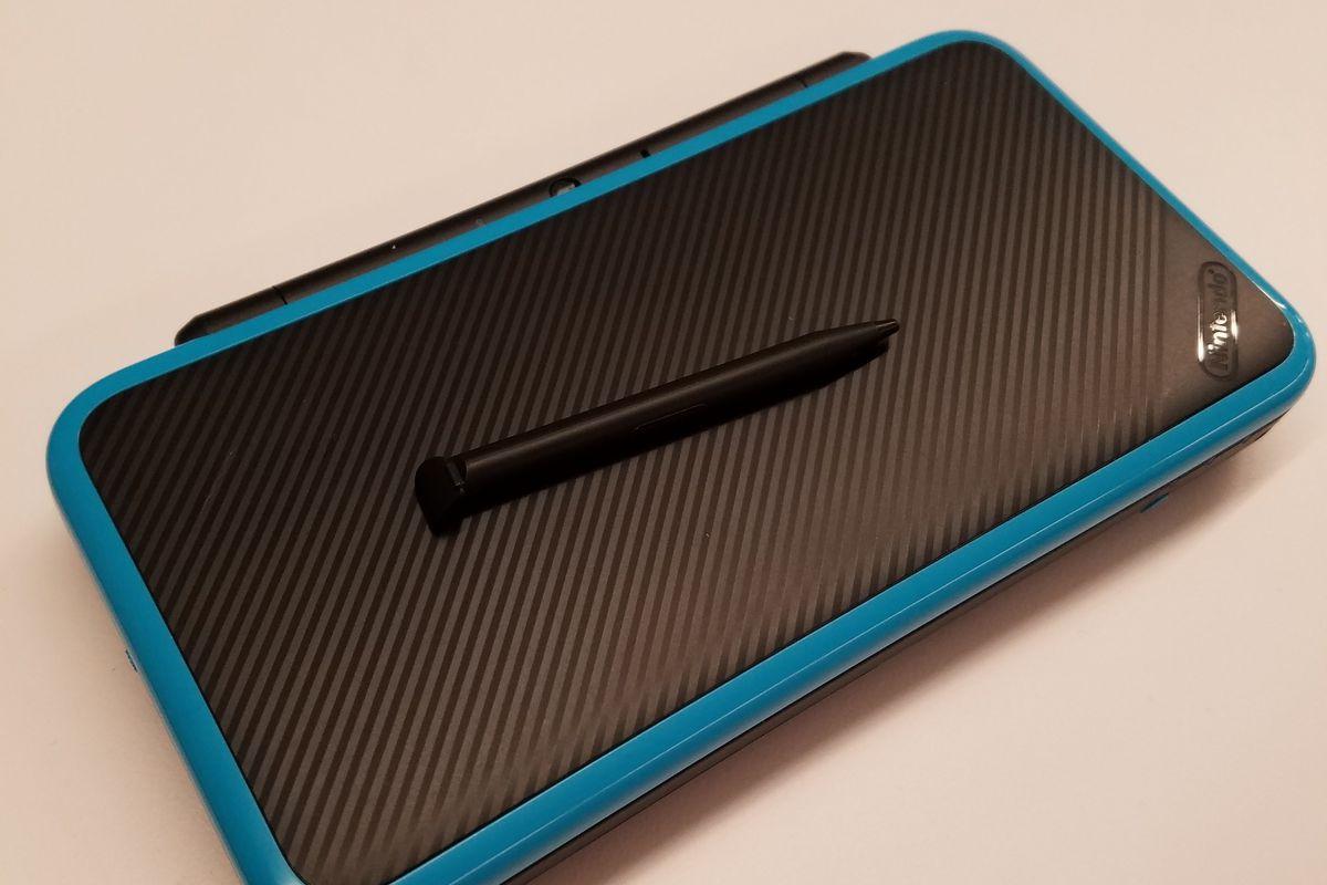 nintendo 2ds XL stylus
