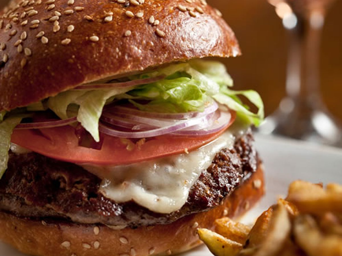 The Industry Burger is a new classic.
