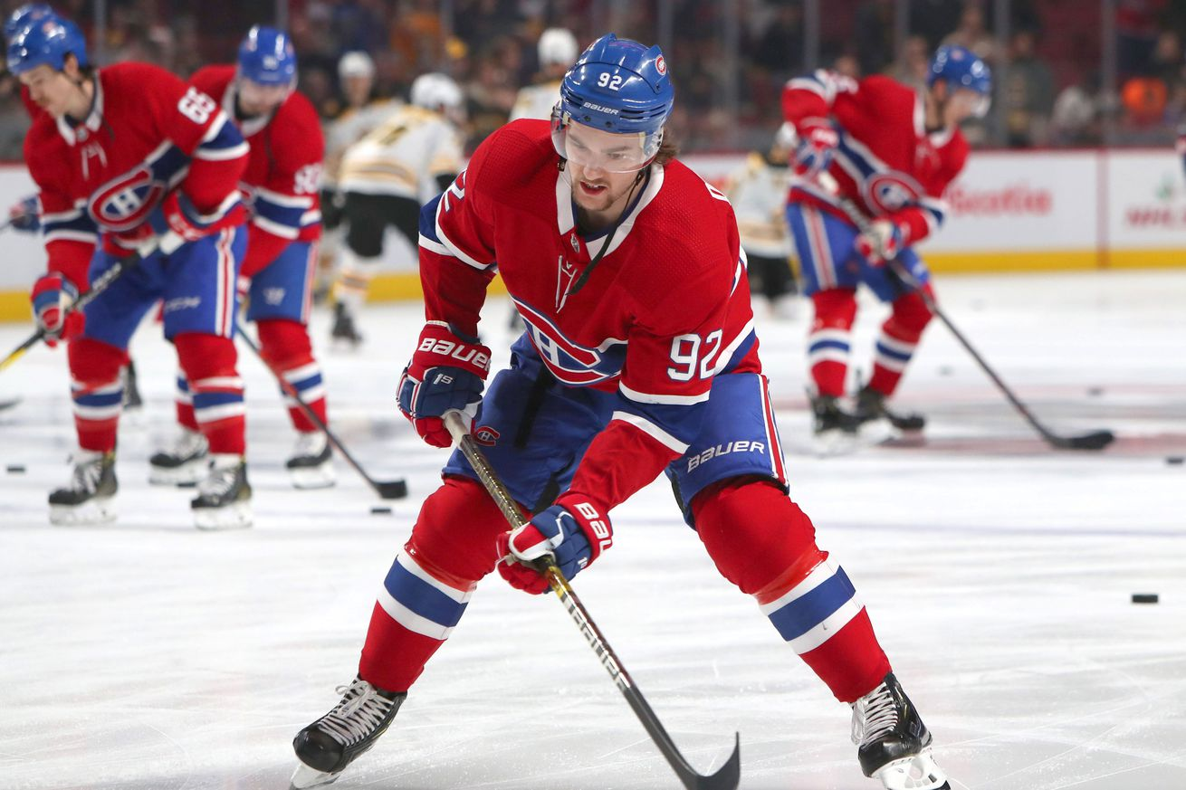 Links: Drouin needs to have a much bigger impact this season