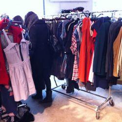 Womenswear samples