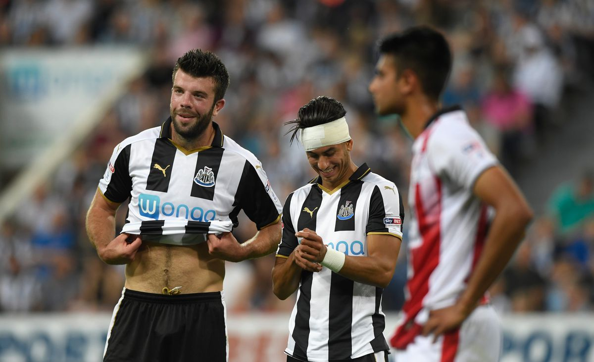 Newcastle United v Cheltenham Town: EFL Cup