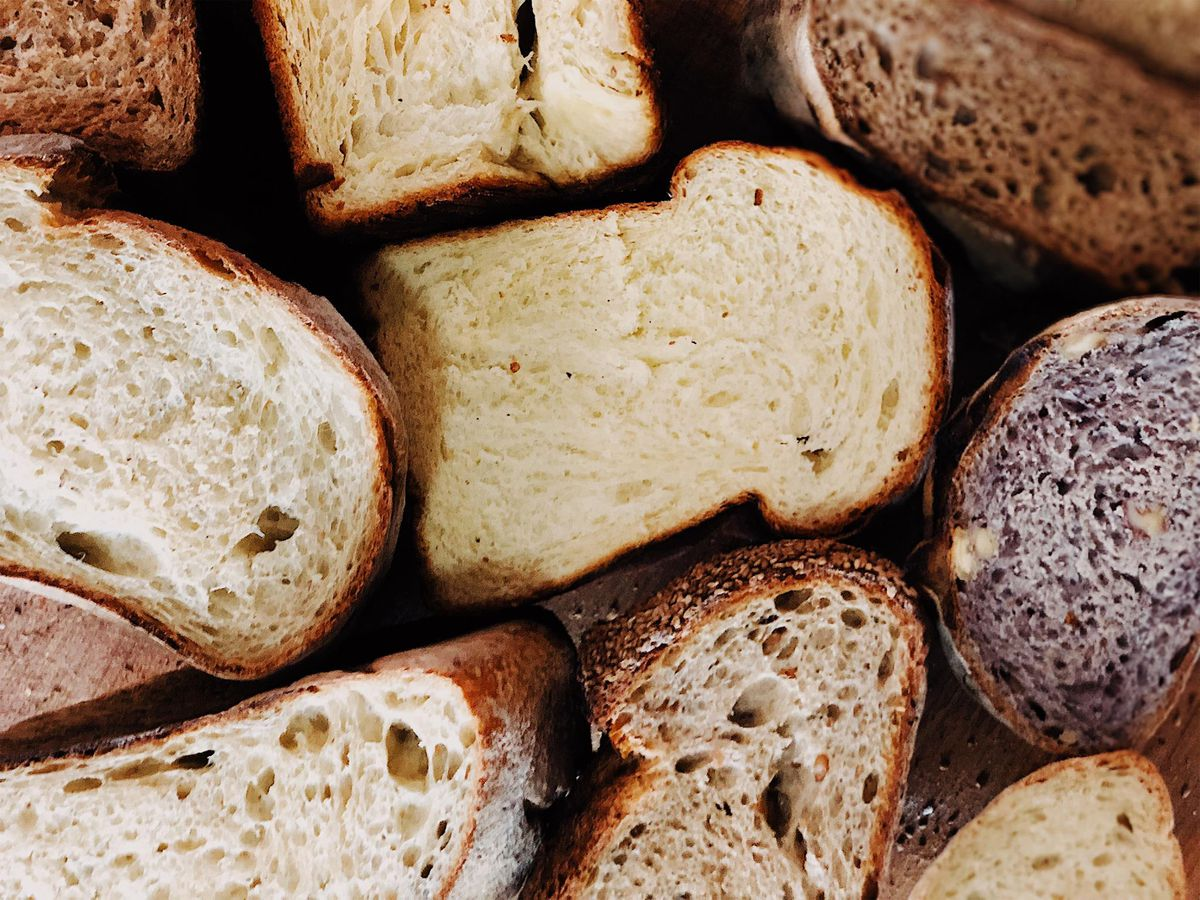 Bread from Firebrand