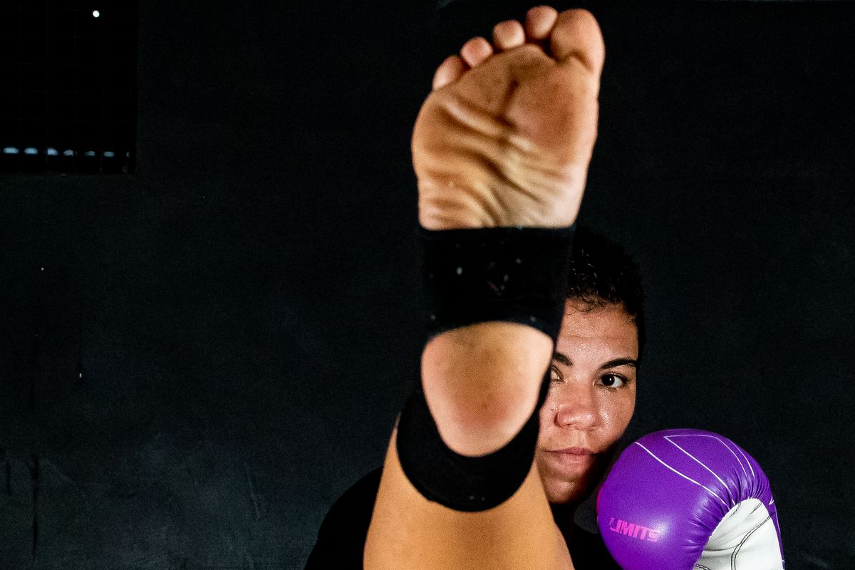 A Day with MMA Athlete Jessica Andrade Amidst the Coronavirus (COVID - 19) Pandemic
