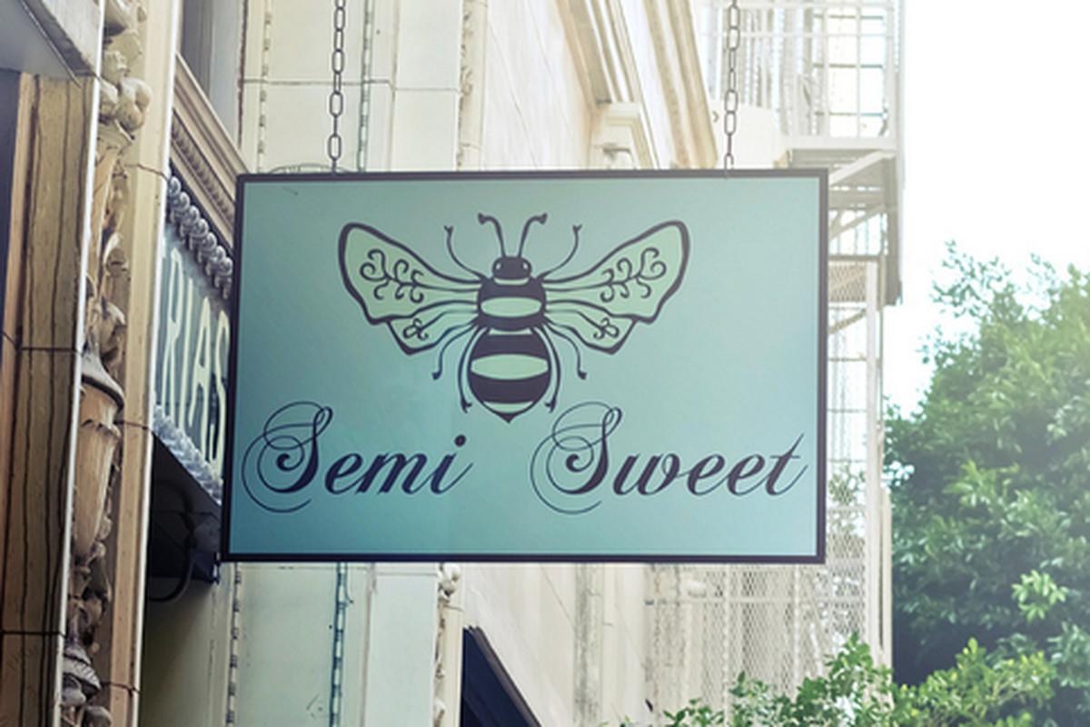 Semi Sweet Bakery, Downtown.